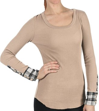 Dylan Harley Shirt - Thermal, Long Sleeve (For Women)