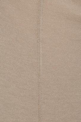 Rick Owens Lilies Asymmetric jersey top