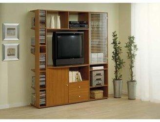 Hokku Designs Entertainment Center for TVs up to 32