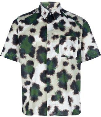 Kenzo printed cotton shirt