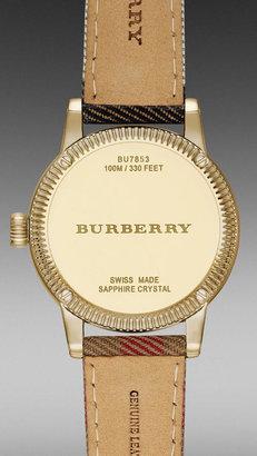 Burberry The Utilitarian Bu7853 38mm