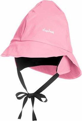 Playshoes Unisex Kid's Regenmütze, Fleecefutter Hat,(Size:53cm)