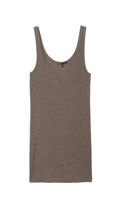 Vince Favorite Tank In Heather Taupe