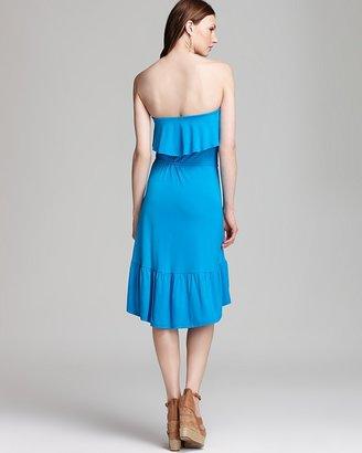 Three Dots High Low Spring Dress