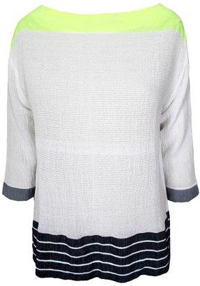 Lemlem Lila Smock Shirt