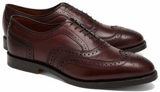 Brooks Brothers Leather Wingtips