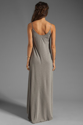 Lanston Hi-Lo Maxi Tank Dress