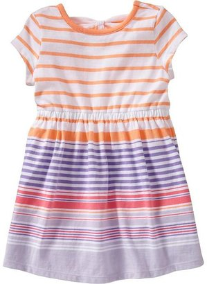 Old Navy Printed Bow-Tie Back Dresses for Baby