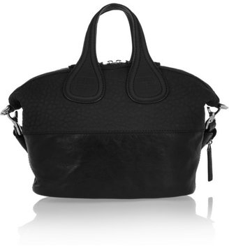 Givenchy Small Nightingale bag in black leather