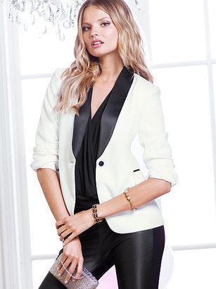 Victoria's Secret Tuxedo Jacket