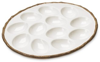 Williams-Sonoma Easter Meadow Deviled-Egg Plate