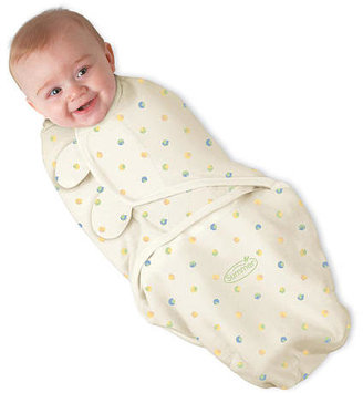 Summer Infant SwaddleMe Organic- Small Dots on Ivory
