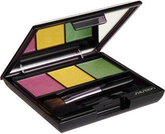 Shiseido Luminizing Satin Eye Color Trio- YE406 Tropicalia