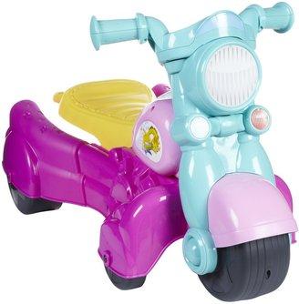 Playskool Rock Tivity Walk N Roll Rider Pink