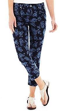 Liz Claiborne 5-Pocket Modern-Fit Skinny Ankle Pants
