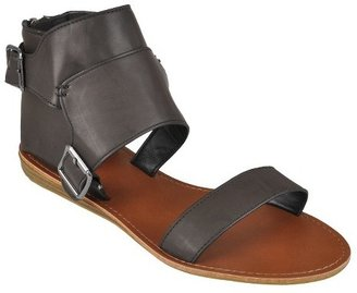 Journee Collection Women's Hailey Jeans Co. Flat Sandals