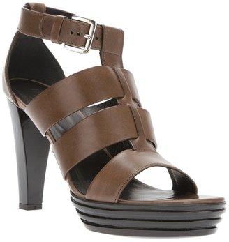 Hogan wide 'Opty' sandal