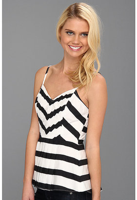 Patterson J. Kincaid Samuel Striped Tank