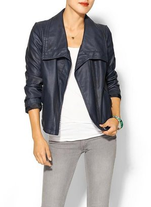 Juicy Couture Tinley Road Vegan Leather Moto Jacket