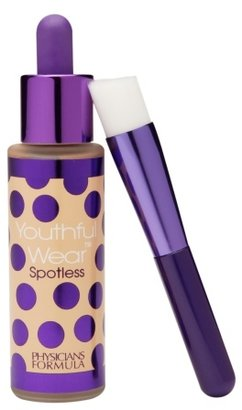 Physicians Formula Youthful Wear Cosmeceutical Youth-Boosting Spotless Foundation & Brush SPF 15