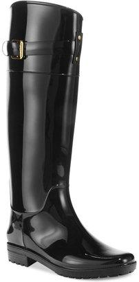 Lauren Ralph Lauren Women's Rossalyn II Rain Boots $79 thestylecure.com