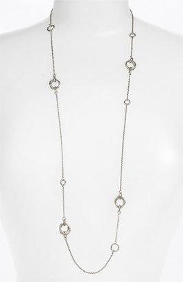 John Hardy 'Bamboo' Long Sautoir Necklace