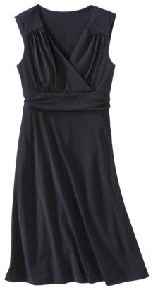 Merona Women's Slimming Options V-Neck Crossover Dress - Assorted Colors