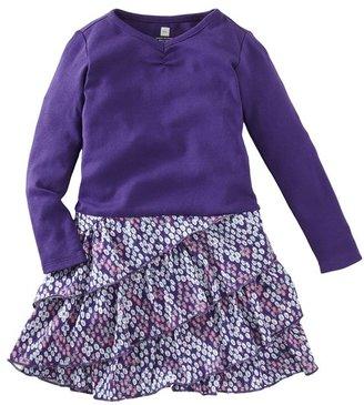Tea Collection Floral Ruffle Dress (Toddler Girls, Little Girls & Big Girls)