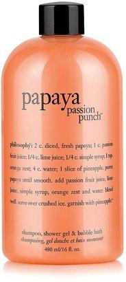 philosophy papaya passion punch shower gel