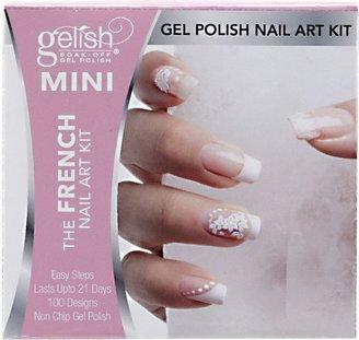 French Manicure Gelish Mini Nail Art Kit