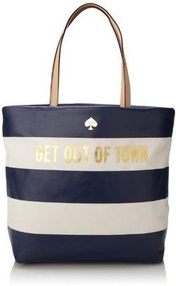 Kate Spade Get Out Of Town Bon Shopper Shoulder Bag