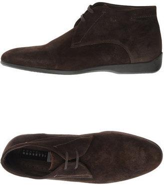 Fratelli Rossetti High-top dress shoe