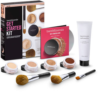 bareMinerals Bare Escentuals 9-Piece Get Started Kit
