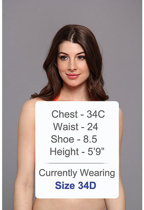 Luli Fama Cosita Buena D-Cup Triangle Halter Bikini Top