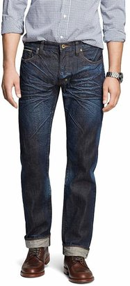 PRPS Goods & Co. Jeans - Barracuda Straight Fit in Six Month Wash $190 thestylecure.com