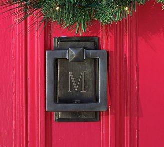 Pottery Barn Square Door Knocker