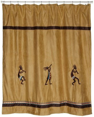 Avanti Kokopelli, Shower Curtain