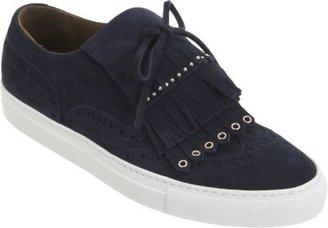 Sartore Fringed Kiltie Sneaker