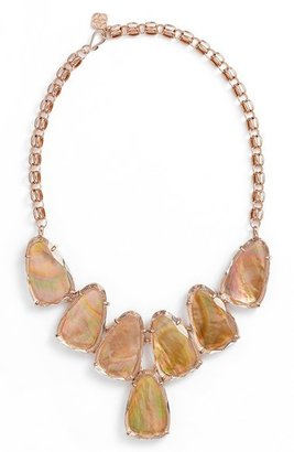 Women's Kendra Scott 'Harlow' Necklace $225 thestylecure.com