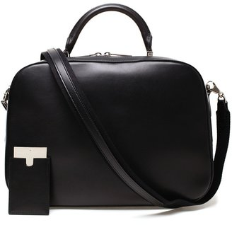 The Row 'Bowler' Leather Tote Bag