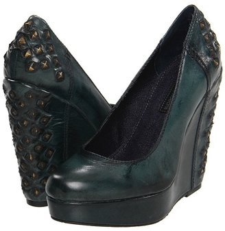 Calvin Klein Jeans Hillary (Dark Teal) - Footwear