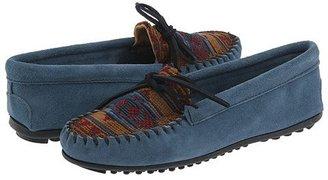 Minnetonka New El Paso Moc Tan Suede - Footwear