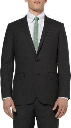 J.Crew Grey Ludlow Wool Suit Jacket