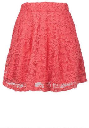 Delia's Lace Skater Skirt