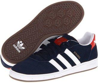 adidas Skateboarding - Etrusco (Collegiate Navy/Running White/ST Brick) - Footwear