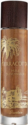 Guerlain Terracotta Huile De Voyageur Nourishing Dry Oil Illuminating Tan Intensifier SPF 8