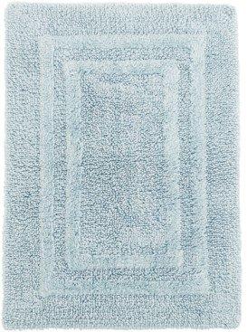 "Hotel Collection Cotton Reversible 18"" x 25"" Bath Rug Bedding"