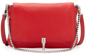 Elizabeth and James Cynnie Medium Crossbody Bag, Red Joy