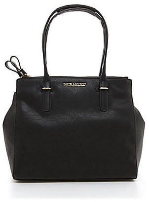 Kate Landry Top Stitch Satchel