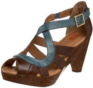 Miz Mooz Women's Petra Platform Sandal